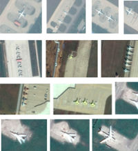 Object Recognition in Aerial Images Using Convolutional Neural Networks