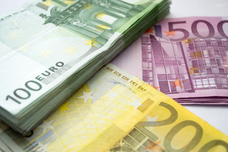Ilration Photo Euro Banknotes Public Domain From Pixabay