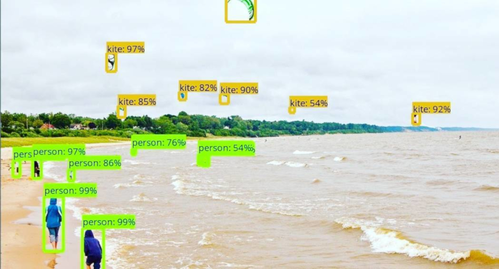The future of computer vision with the TensorFlow Object Detection API from Google. (credits: Shashi Bellamkonda http://www.shashi.co / Flickr Creative Commons Attribution 2.0 Generic (CC BY 2.0))