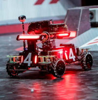 Call For Applications 2019 Robomaster Robotics Competition