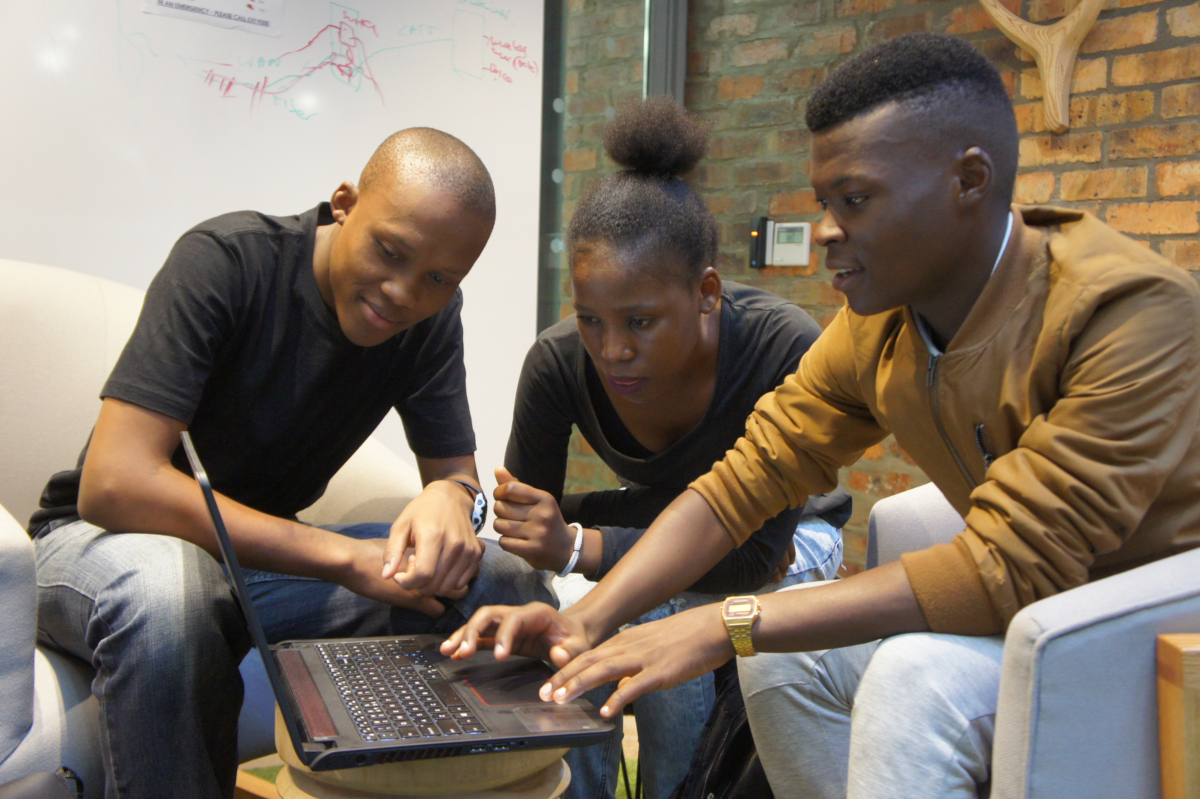 Students use the Watson powered portal to develop core competencies for their diverse career paths (credits: IBM / Flickr Creative Commons Attribution-NonCommercial-NoDerivs 2.0 Generic (CC BY-NC-ND 2.0))