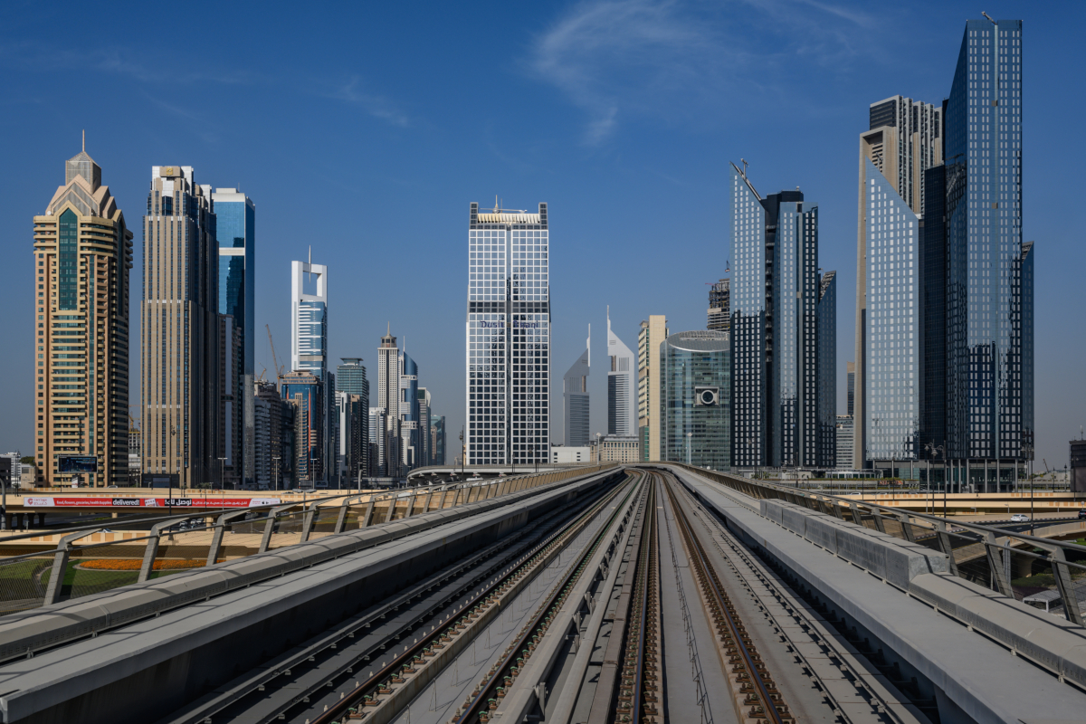 Dubaï (crédits: Bengt Nyman / Flickr Creative Commons Attribution 2.0 Generic (CC BY 2.0))