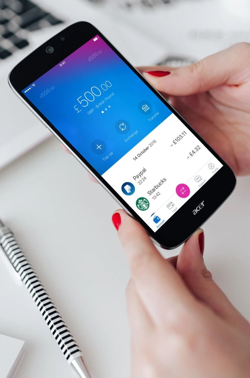 Smartphone app for international payment (credits: Monito - Money Transfer Comparison / Flickr Creative Commons Attribution 2.0 Generic (CC BY 2.0))