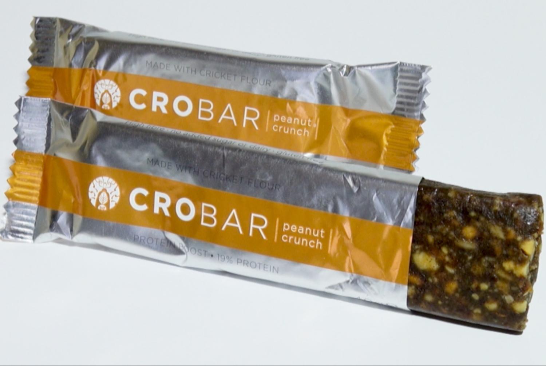 CroBar à base de Cacahuète et Protéine de cricket (crédits: Zeyus Media / Flickr Creative Commons Attribution 2.0 Générique (CC BY 2.0))