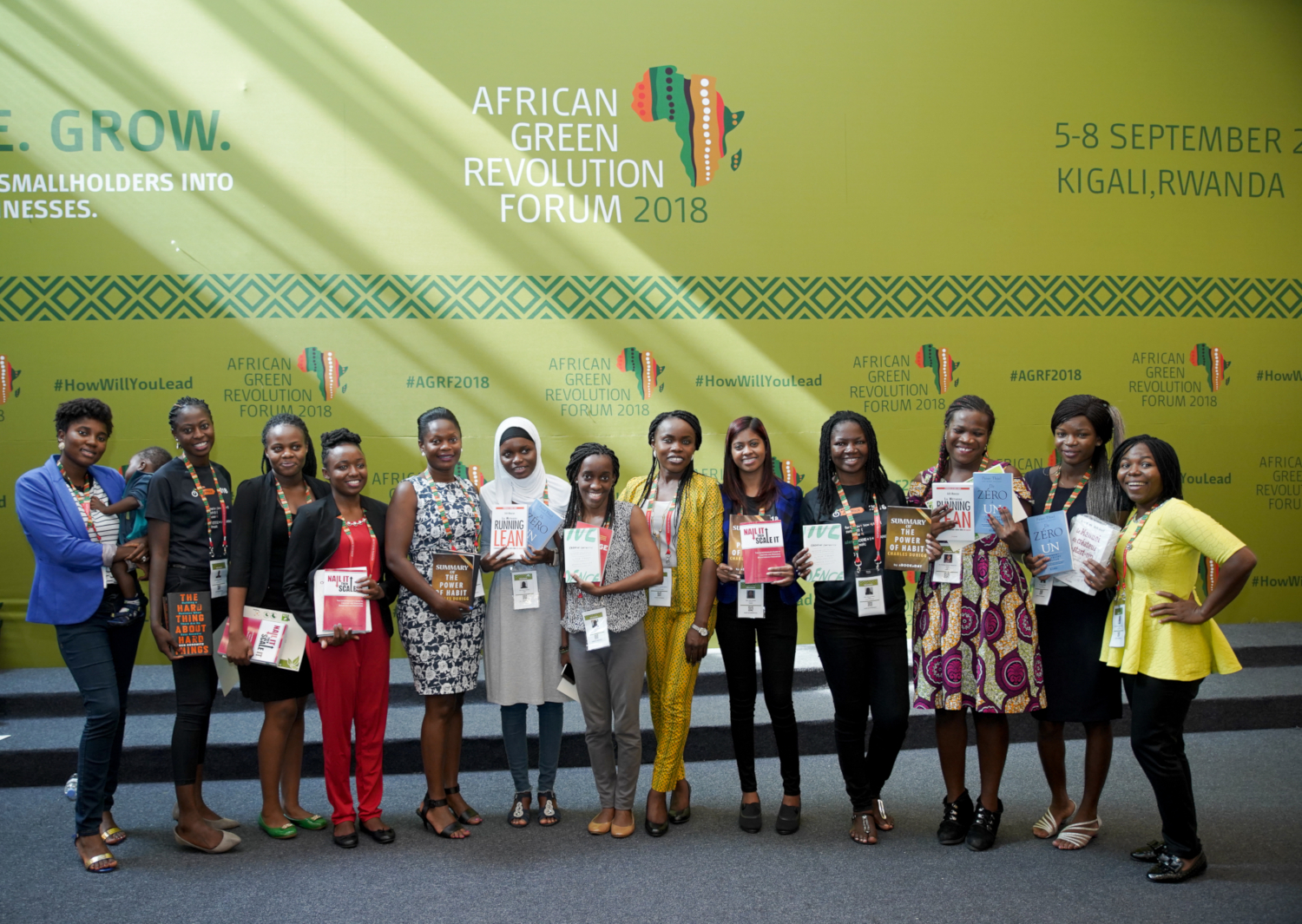 Women Winners of the AgriHack Talent 2018 (credits: CTA ACP-EU / Flickr Creative Commons Attribution-ShareAlike 2.0 Generic (CC BY-SA 2.0))