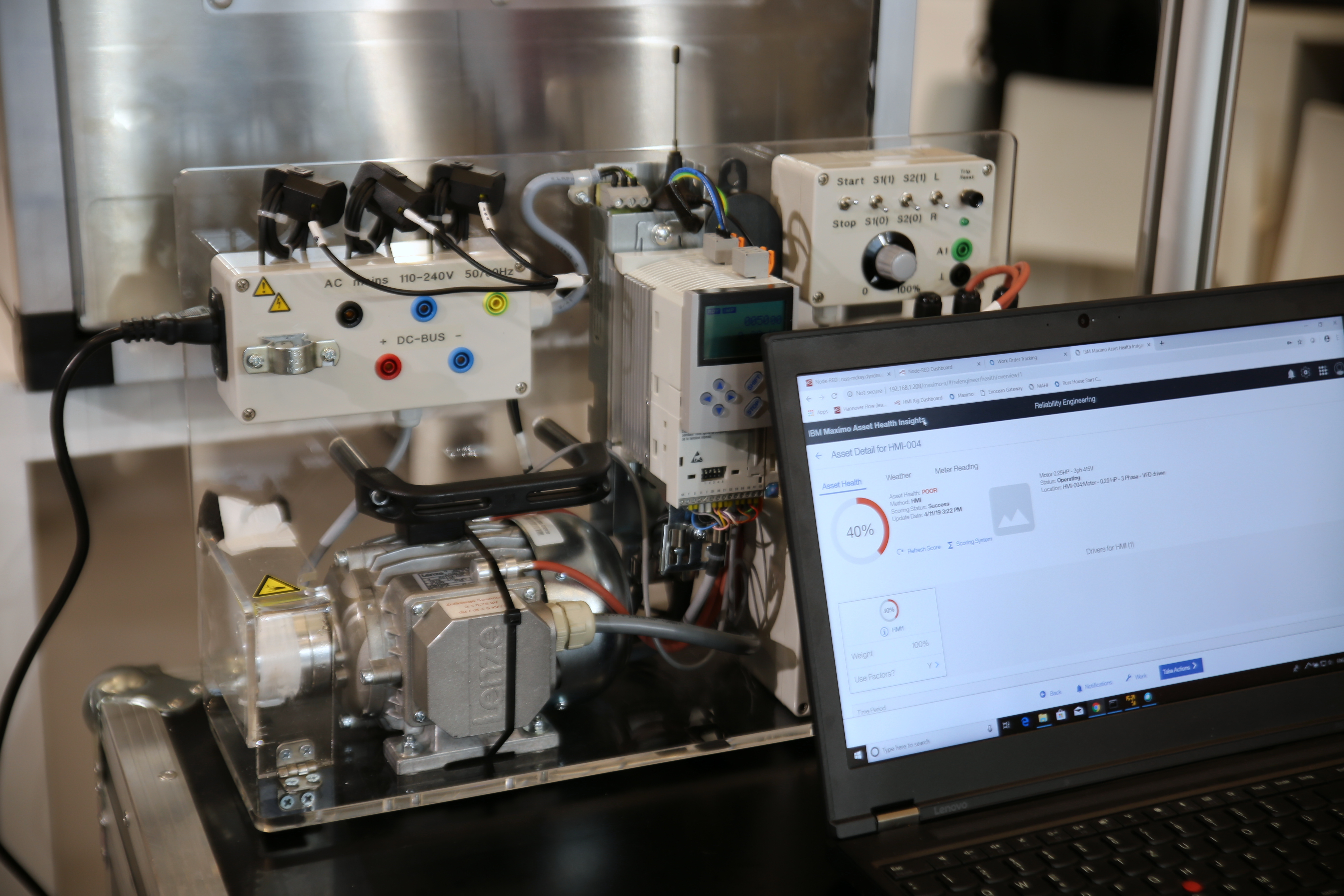 Industrial Internet of Things solutions presented at 2019 SIdO (credits: Pierre Metivier / Flickr Creative Commons Attribution-NonCommercial 2.0 Generic (CC BY-NC 2.0))
